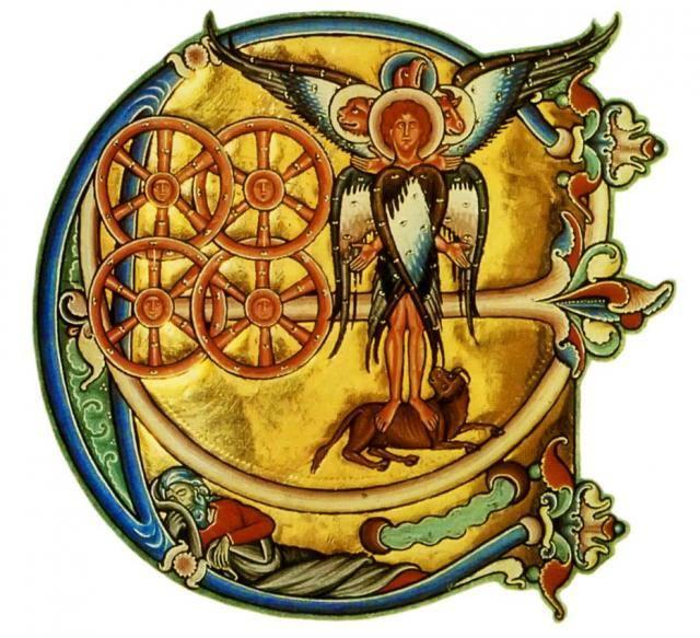 TUNE IN 65: Johannes 3, 8 / Hesekiel 1