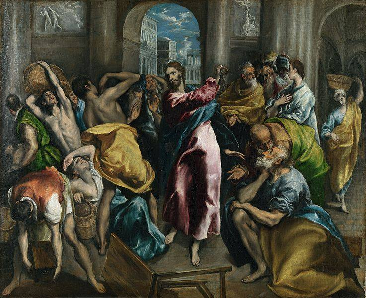 Tune In 59: Johannesevangelium 2, 13-23