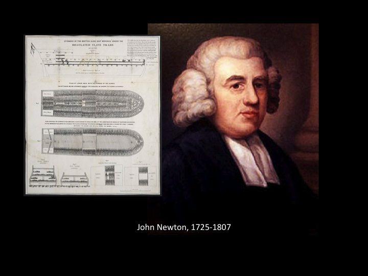 TUNE IN 125: TUNE IN 125: Der Seefahrer und Sklavenhändler John Newton (1725 - 1807)