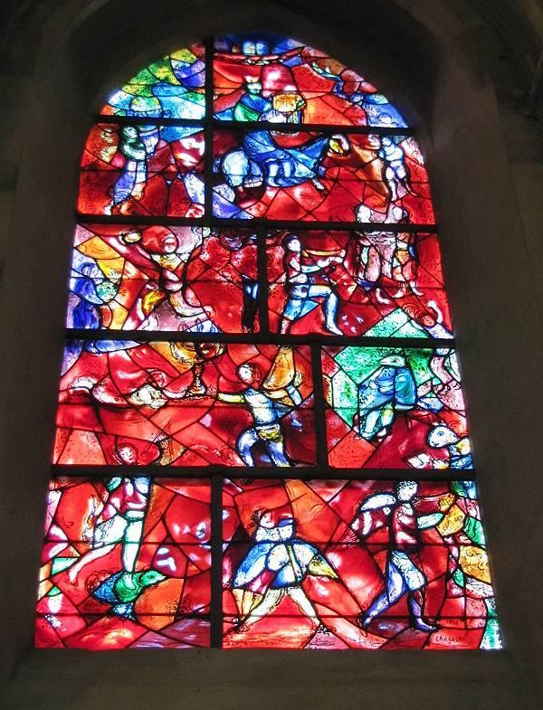 TUNE IN 146: Alles, was Odem hat, lobe den Herrn - Glasfenster von Marc Chagall über Psalm 150 / Kathedrale von Chichester, England