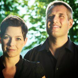 Natasha und Andreas Hausammann